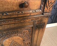 Quality Carved Oak Sideboard (8 of 14)