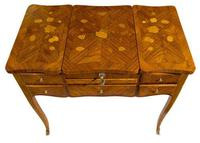 Suite of French Walnut & Floral Marquetry (4 of 15)