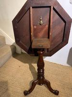 Victorian Lamp Table (6 of 6)