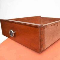 Mid Century Ocean Liner Bedside Cabinet – MV Augustus No 4 (3 of 5)