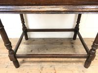 Antique English Side Table (5 of 10)