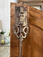 18th Century French Fruitwood Armoire (9 of 19)