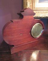 Top Quality Antique Inlaid Clock Barometer (10 of 10)