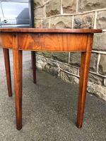 George III Mahogany Console Table (4 of 8)