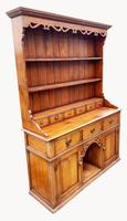 A Lovely Welsh Dresser in Cherry Wood (2 of 4)