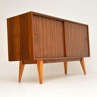 1950's Walnut Sideboard by Peter Hayward for Vanson (4 of 12)