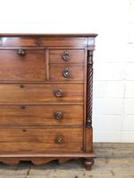 Large Victorian Mahogany Chest of Drawers (16 of 16)