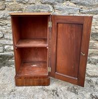 Antique Victorian Mahogany Bedside Pot Cupboard (11 of 16)