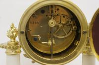 19th century Louis XVI Partico clock (5 of 9)
