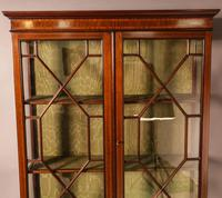 A Late Victorian Salon Cabinet Satinwood (8 of 8)