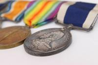 4 Medal Group Awarded to CH 20821 PTE.H.Hunt R.M.L.I (7 of 10)