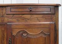 Antique Fruitwood Buffet Sideboard (9 of 13)
