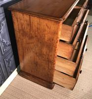 Victorian Original Painted Pine Chest of Drawers (12 of 14)