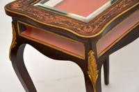 Antique French Inlaid Rosewood Bijouterie Display Table (13 of 15)