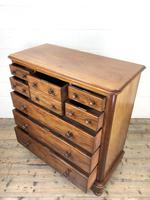 Large Antique Mahogany Chest of Drawers by Maple & Co (11 of 13)