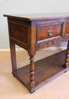 Quality Oak Sideboard Dresser Base (10 of 11)
