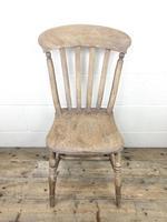 Four 19th Century Farmhouse Kitchen Chairs (9 of 12)
