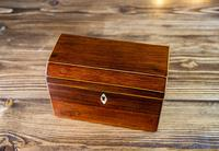 Rosewood Tea Caddy 1840 (2 of 8)