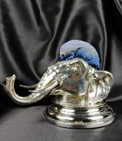 Silver Plated Elephant Pin Cushion by Lee & Wigfull (9 of 10)