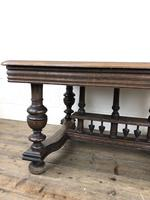 Early 20th Century Antique Oak Coffee Table (11 of 12)