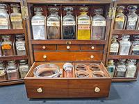 Mahogany Apothecary Cabinet (4 of 8)
