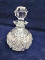 Lovely Pair of 19th Century Perfume / Cologne Bottles (2 of 8)