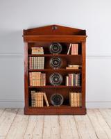 19th Century Open Bookcase