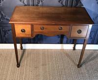Mahogany Hall Table (2 of 8)