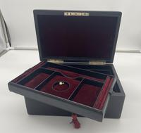 Victorian Leather Fitted Jewellery Box (11 of 12)