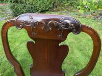 Pair of George I style chairs (3 of 8)
