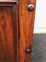 Antique Mahogany Table Cabinet (7 of 8)
