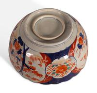 Meiji Period Imari Bowl (6 of 6)