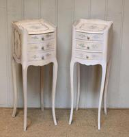 Pair of Painted Bedside Cabinets (5 of 10)