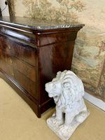 19th Century Marble Top Commode (8 of 8)