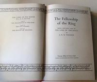 1959 J R R Tolkien  The Lord of the Rings  Trilogy 3 x Volumes (5 of 6)