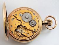 Antique 1920s Swiss pocket watch. (2 of 5)