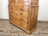 19th Century Antique Pine Housekeepers Cupboard (M-879) (11 of 13)