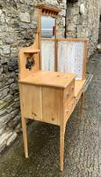 Antique Pine Dressing Table by Maple & Co (3 of 9)