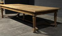 Huge Oak Table from the Bank of France (16 of 21)