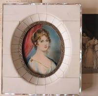Hand Painted Miniature Portrait Princess Louise of Prussia (3 of 4)
