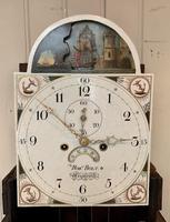 Rocking Ship Longcase Clock (12 of 15)