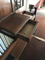 Oak Arts & Crafts / Art Nouveau Hall Stand (3 of 18)
