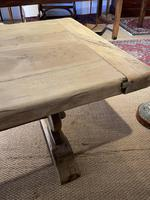 Rustic Refectory Table (9 of 9)