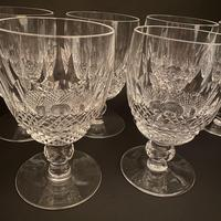 Six Waterford 'Colleen' Water Glasses (2 of 3)