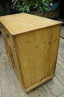 Old Georgian Pine Dresser Base / Sideboard / Cupboard / Cabinet - We Deliver! (6 of 10)