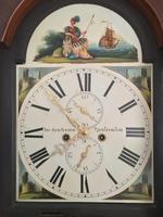 Eight Day Scottish Longcase Clock, Fantastic Condition (6 of 12)