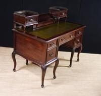 French Ladies Desk Mahogany Bureau du Dame Empire (10 of 13)
