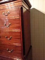 Exceptional Quality Georgian Mahogany Chest on Chest (5 of 10)
