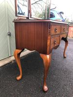 Antique Burr Walnut Dressing Table (9 of 10)