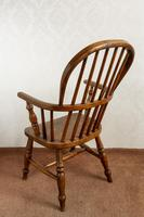 Child's Hoop-back Windsor Chair in Ash (4 of 4)